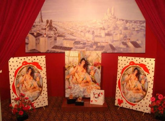 The Parfumerie unveiled Si Lolita 8