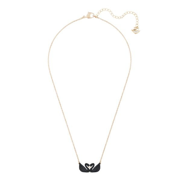 Iconic Swan Double Necklace 5