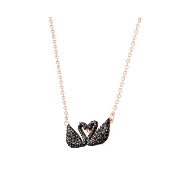 Iconic Swan Double Necklace 3