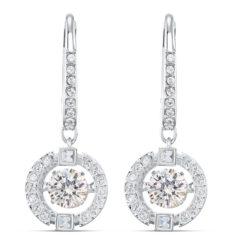 Swarovski Sparkling Dance Pierced Earrings RO 8