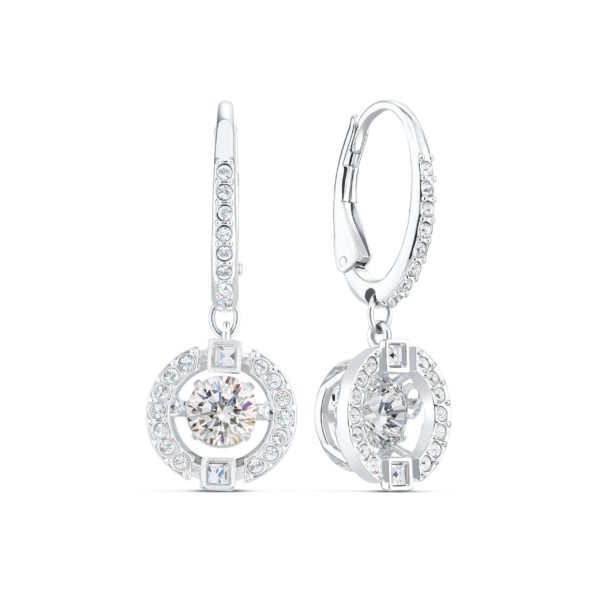 Swarovski Sparkling Dance Pierced Earrings RO 3