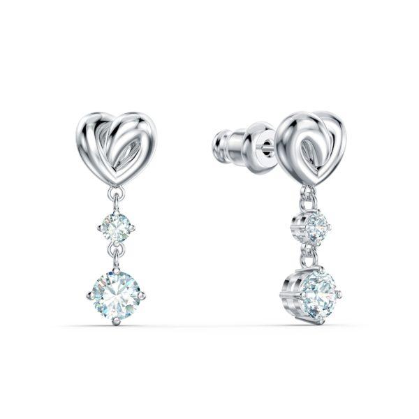 Lifelong Heart Pierced Earrings 4