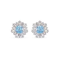 Sunshine Pierced Blue Earrings 9