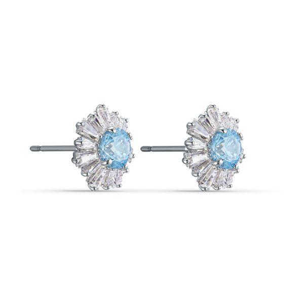 Sunshine Pierced Blue Earrings 5