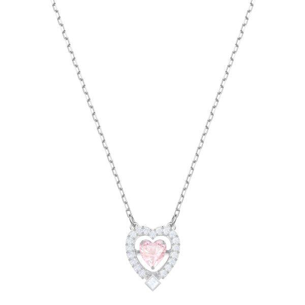 Swarovski Sparkling Dance Heart Necklace 5