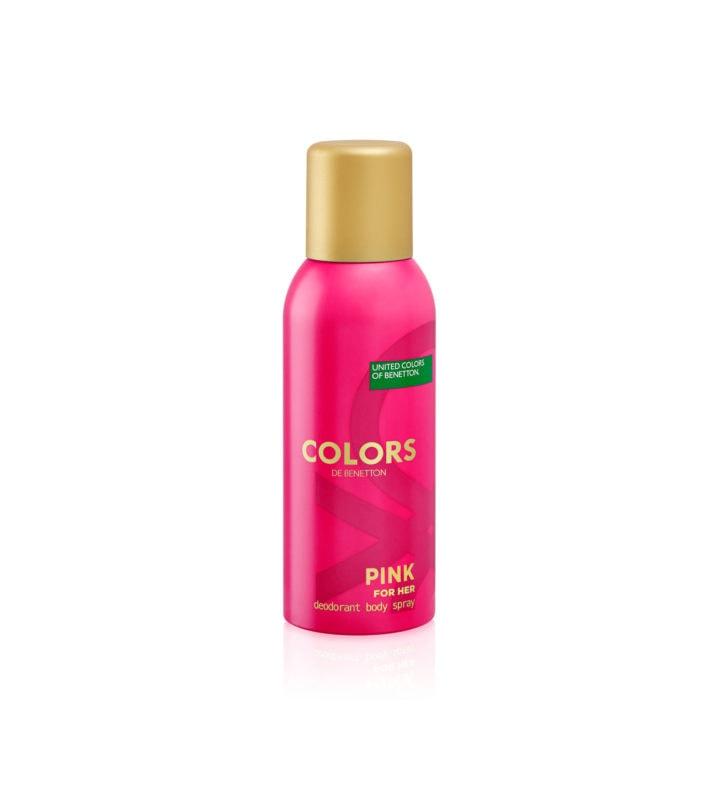 Colors de Benetton - Pink 7