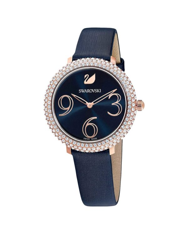 Crystal Frost Blue Watch 5