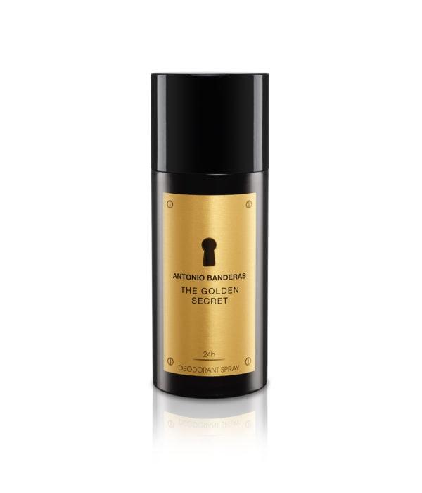The Golden Secret Deodorant 3