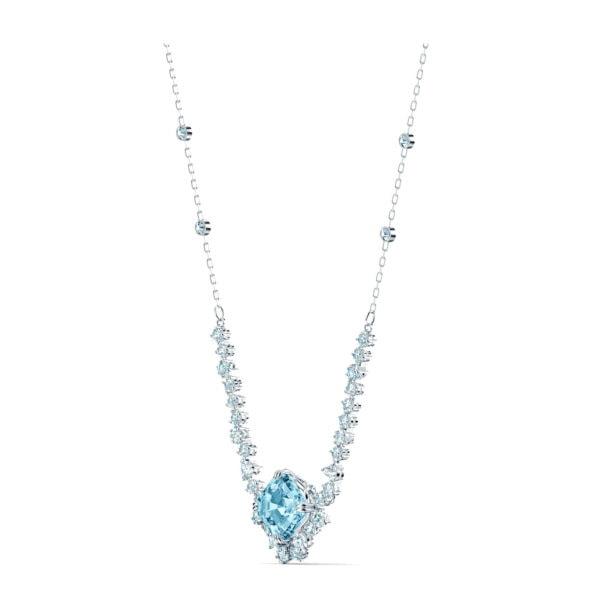 Sparkling Aqua Necklace 5