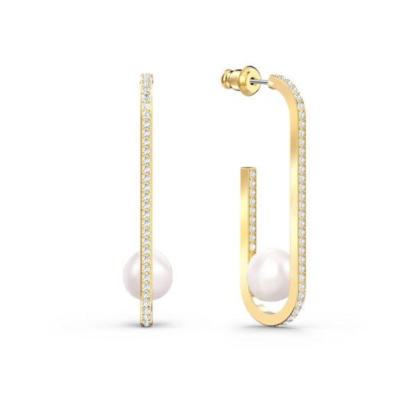 So Cool Pearl Pierced Earrings 5