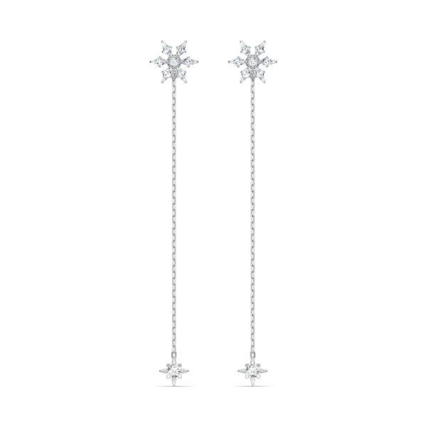 Magic Chain Pierced Earrings 3
