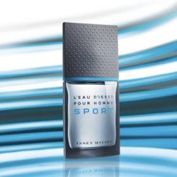 L'eau Dissey Pour Homme Sport 6